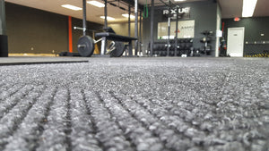 CarpeTile Sport - Home Gym   shipping included - FITFLOORS...Rubber Floors & more
