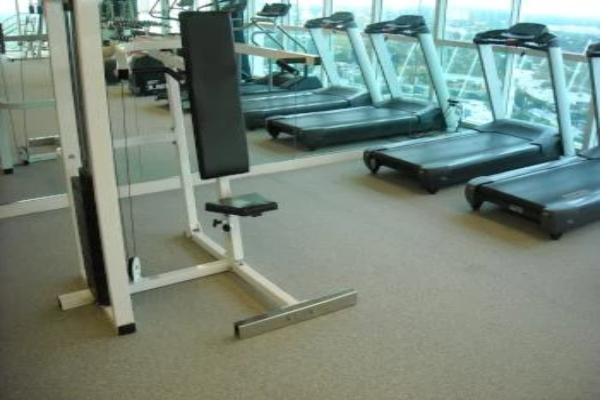 Gym flooring case study sports direct fitness