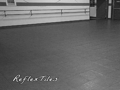 ReflexTiles - Aerobics - BLOWOUT - FITFLOORS...Rubber Floors & more