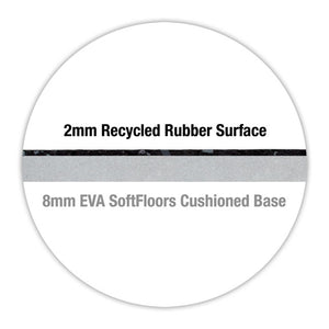 FITSoft - Rubber Top