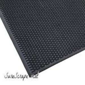 SureScrape Mat - FITFLOORS...Rubber Floors & more
