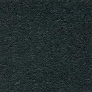 "Rubber flooring rolls (5/16"") black - Home Gym packages"