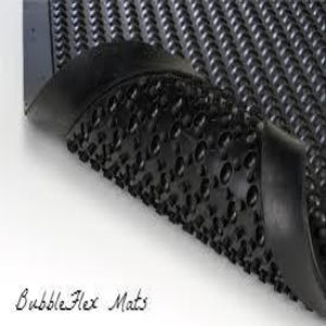 BubbleFlex Mats - FITFLOORS...Rubber Floors & more