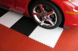 Coin pattern Flex tiles - FITFLOORS...Rubber Floors & more