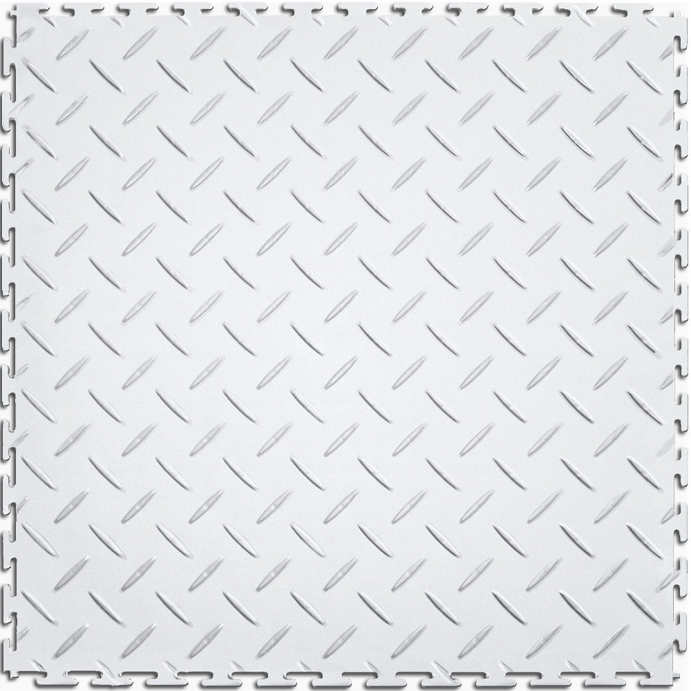 Diamond pattern Flex tiles - FITFLOORS...Rubber Floors & more