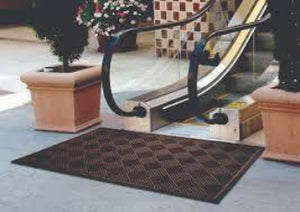 EcoCross Entrance Mat - FITFLOORS...Rubber Floors & more