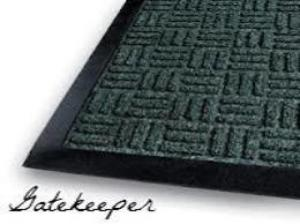 Gatekeeper Entrance  Mat - FITFLOORS...Rubber Floors & more