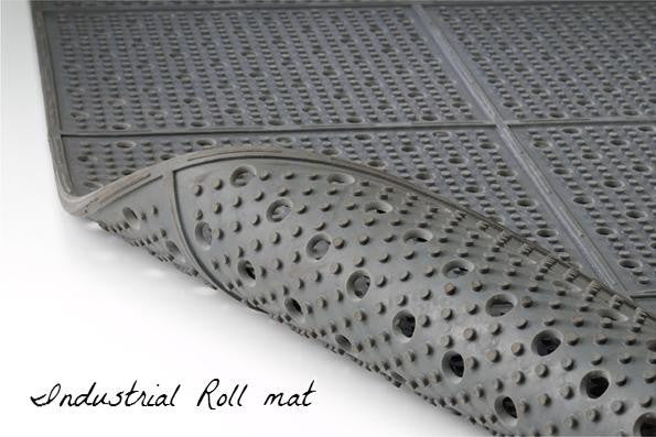 Industrial Roll Mat Heavy Duty Rubber Matting Industrial