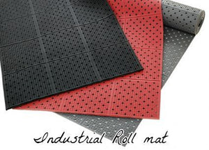 Industrial Roll Mat - FITFLOORS...Rubber Floors & more