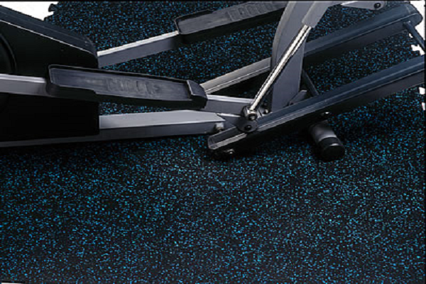 RUBBER GYM FLOORING ROLLS - GALAXY
