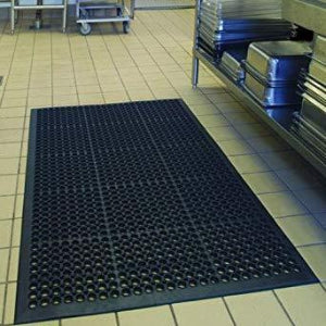 Drain-Thru  Matting From FitFloors.com