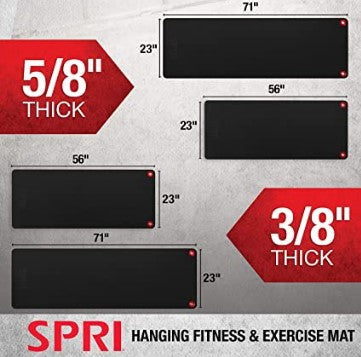 SPRI Hanging Exercise Mats
