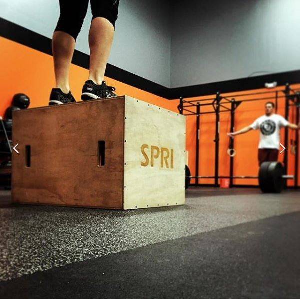 Wood Plyo box set - FITFLOORS...Rubber Floors & more