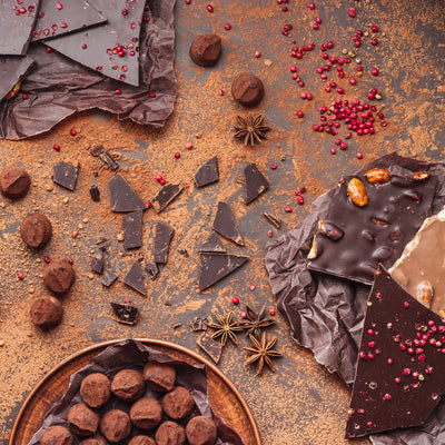 Christmas Chocolate Making Class - November 12