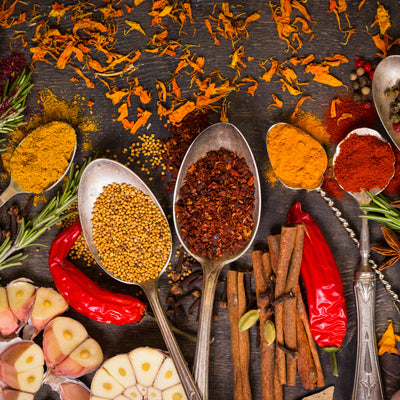 Spices & Curry Cooking Class - March 4