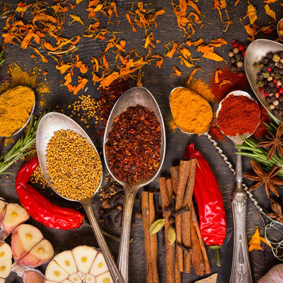 Spices & Curry Cooking Class - November 19