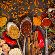 Spices & Curry Cooking Class - January 28