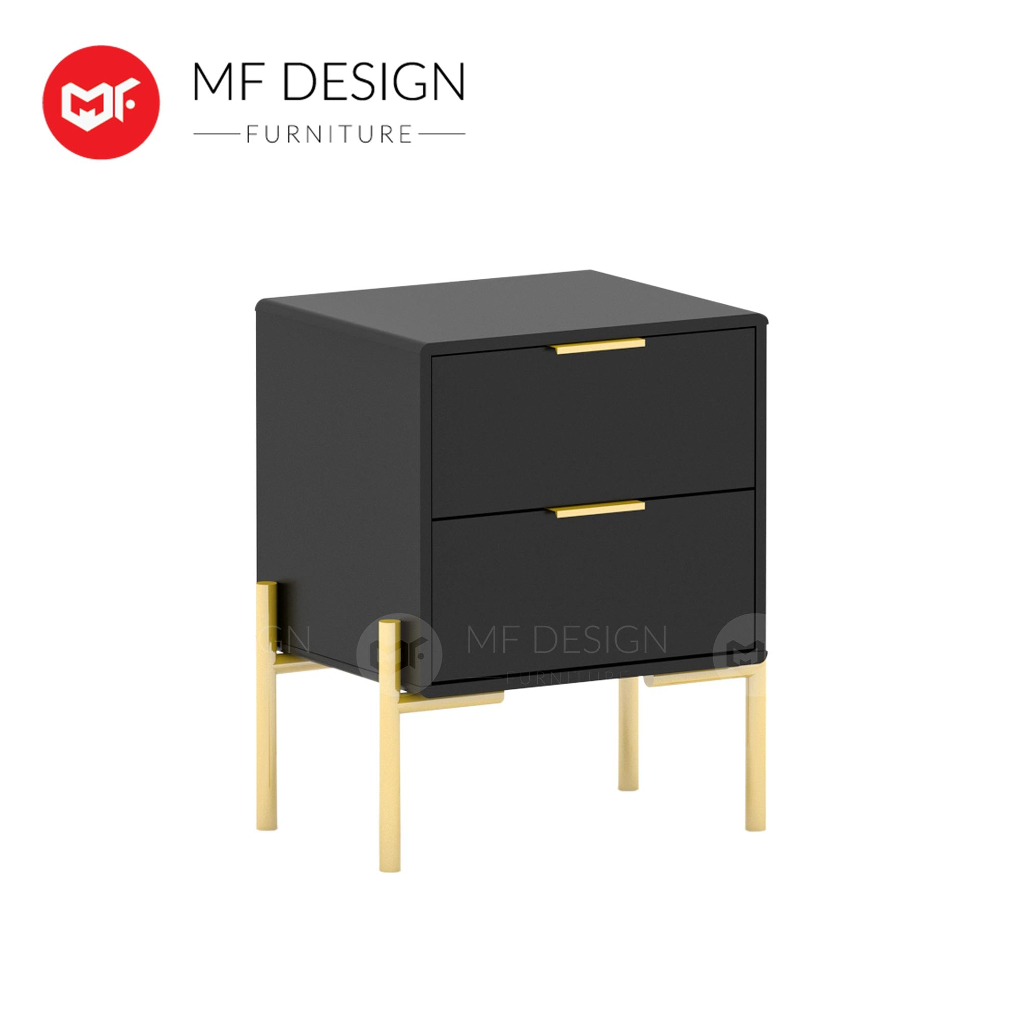 GOLD ELEGANT SIDE TABLE