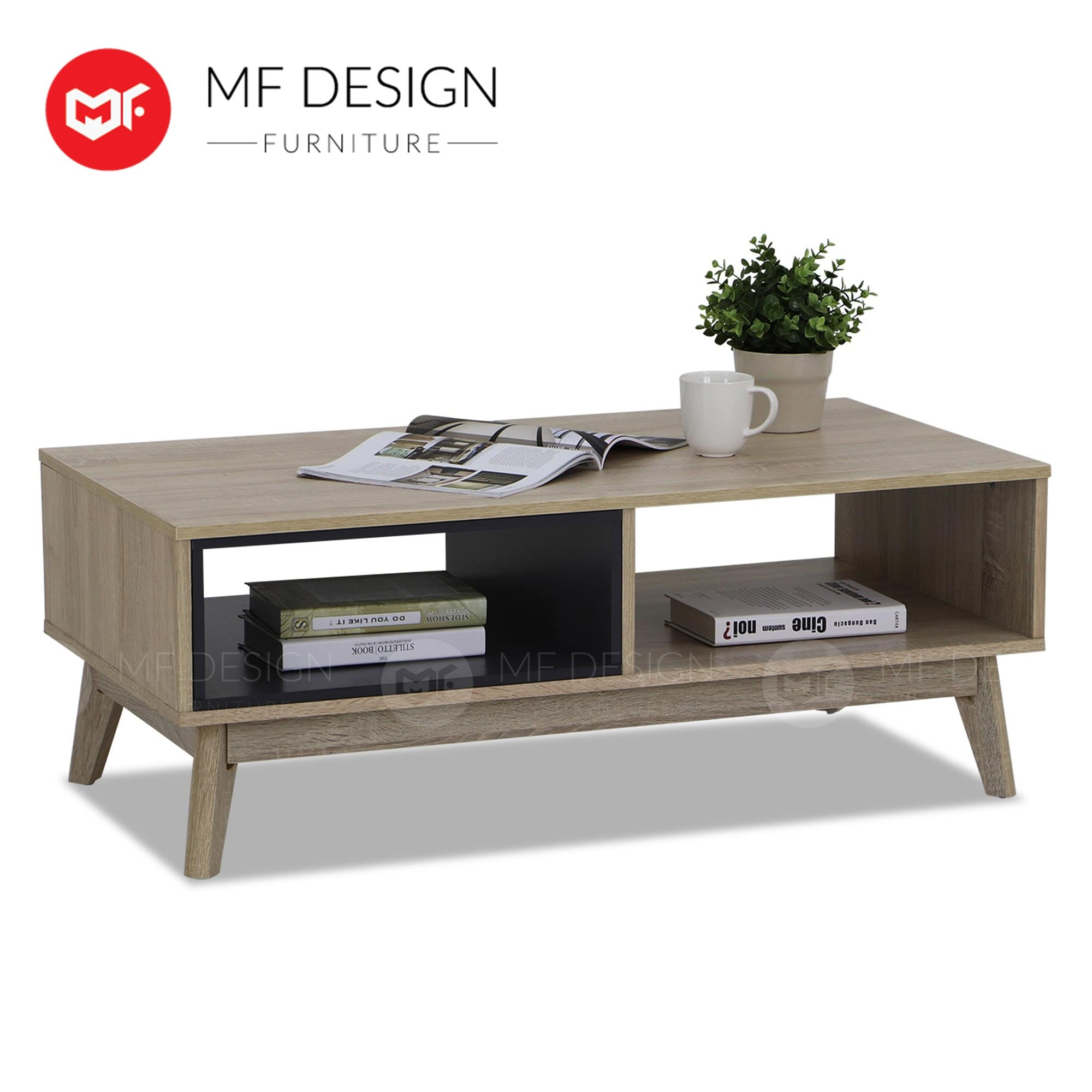 FILLO COFFEE TABLE (SCANDINAVIAN STYLE)