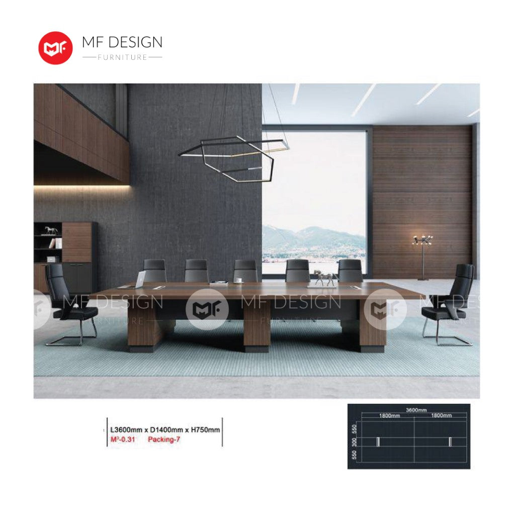 mf design aliy boss office table l shape