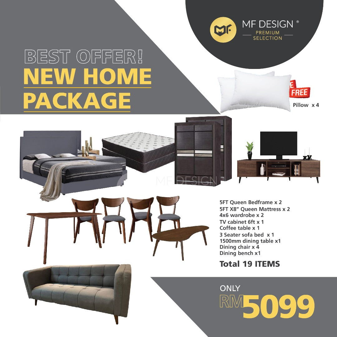 MFD Premium Home Package 3