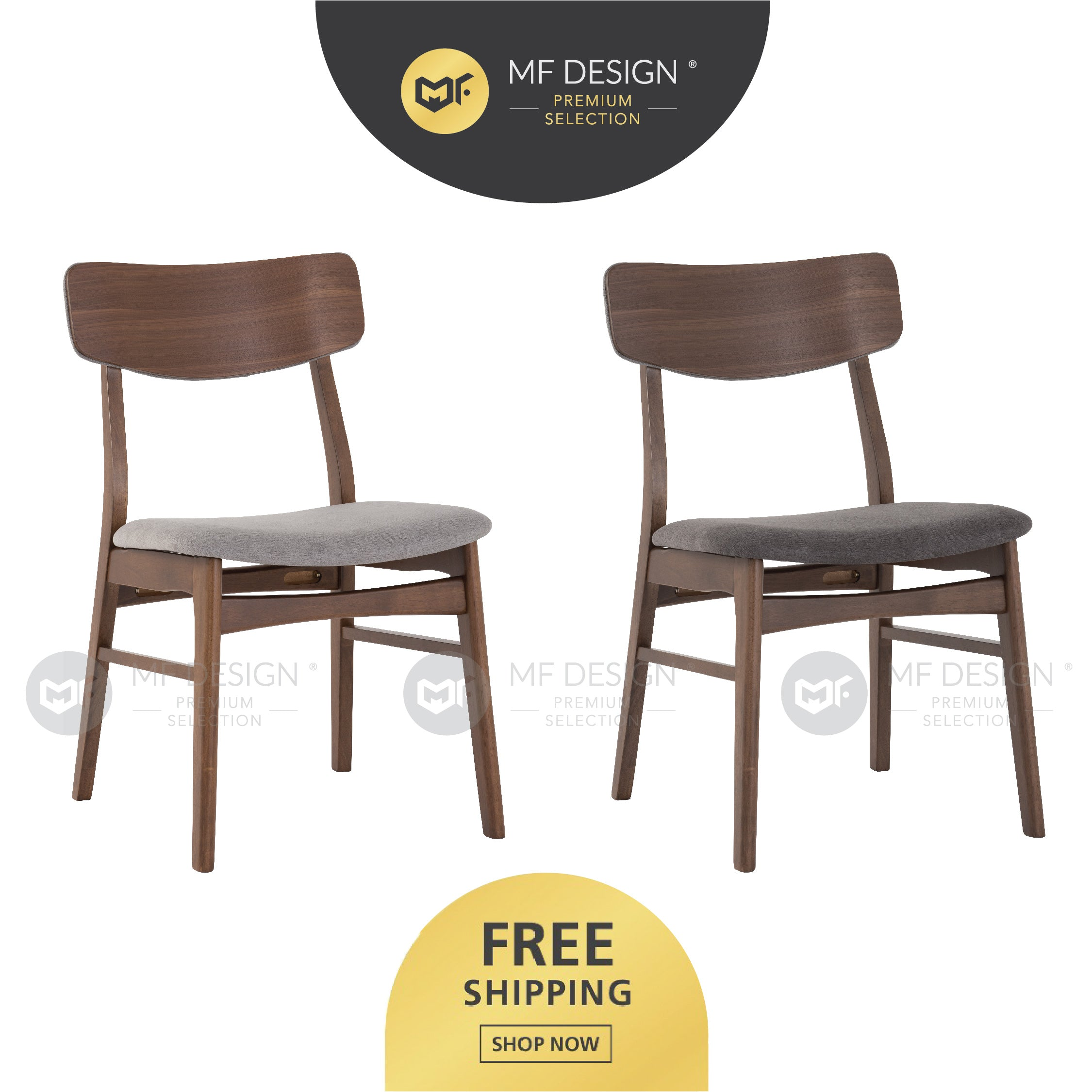 MFD Premium Apple Dining Chair / kerusi / chair