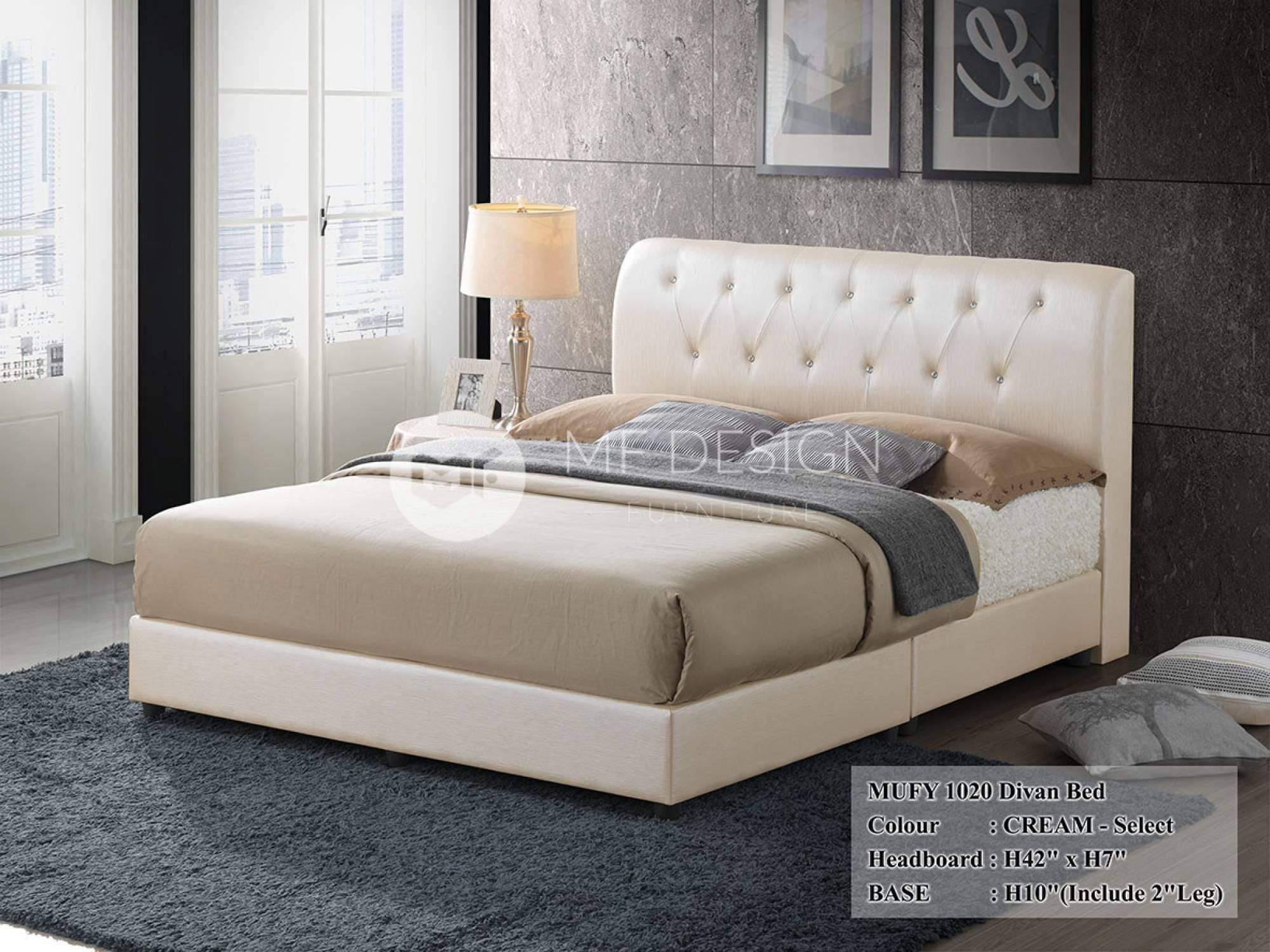 mfdesign88 ASHLEY DIVAN BED