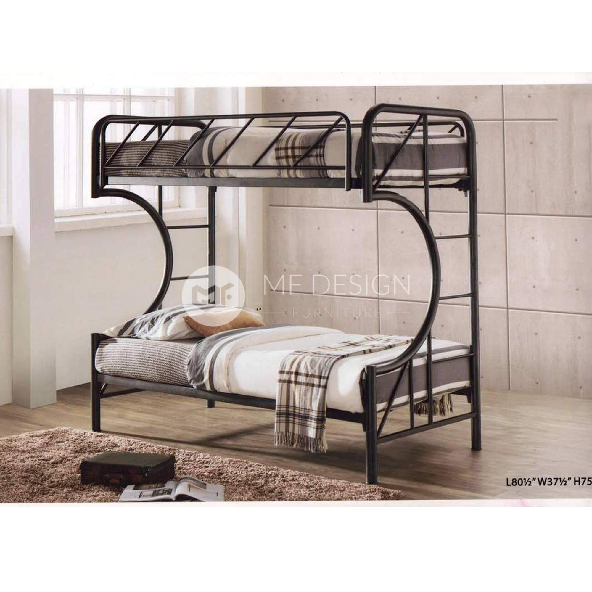 13 bed MF DESIGN MARK DOUBLE DECKER