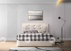 68 bed Queen / White MF DESIGN Alexia Divan Bed (3D PVD) Queen / King