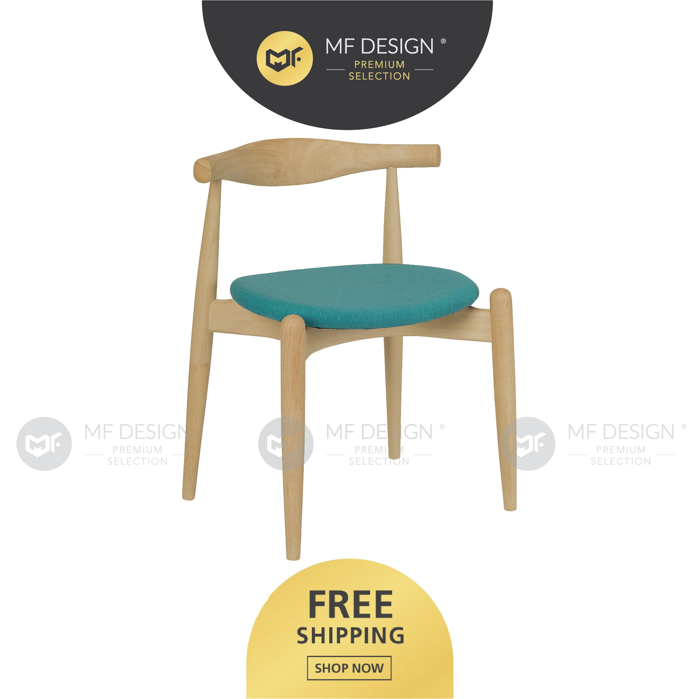 MFD Premium Bella Dining Chair / kerusi / chair