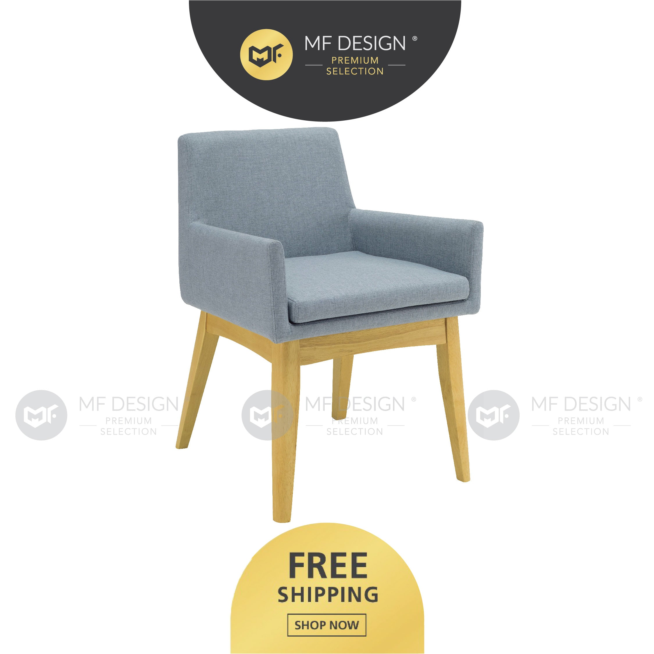 MFD Premium Calliope Dining Chair