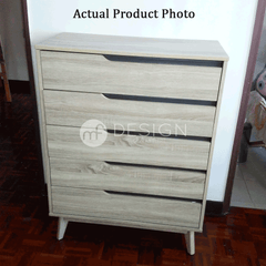 24 Chest Drawer FILLO CHEST OF 5 DRAWER Chest Drawer