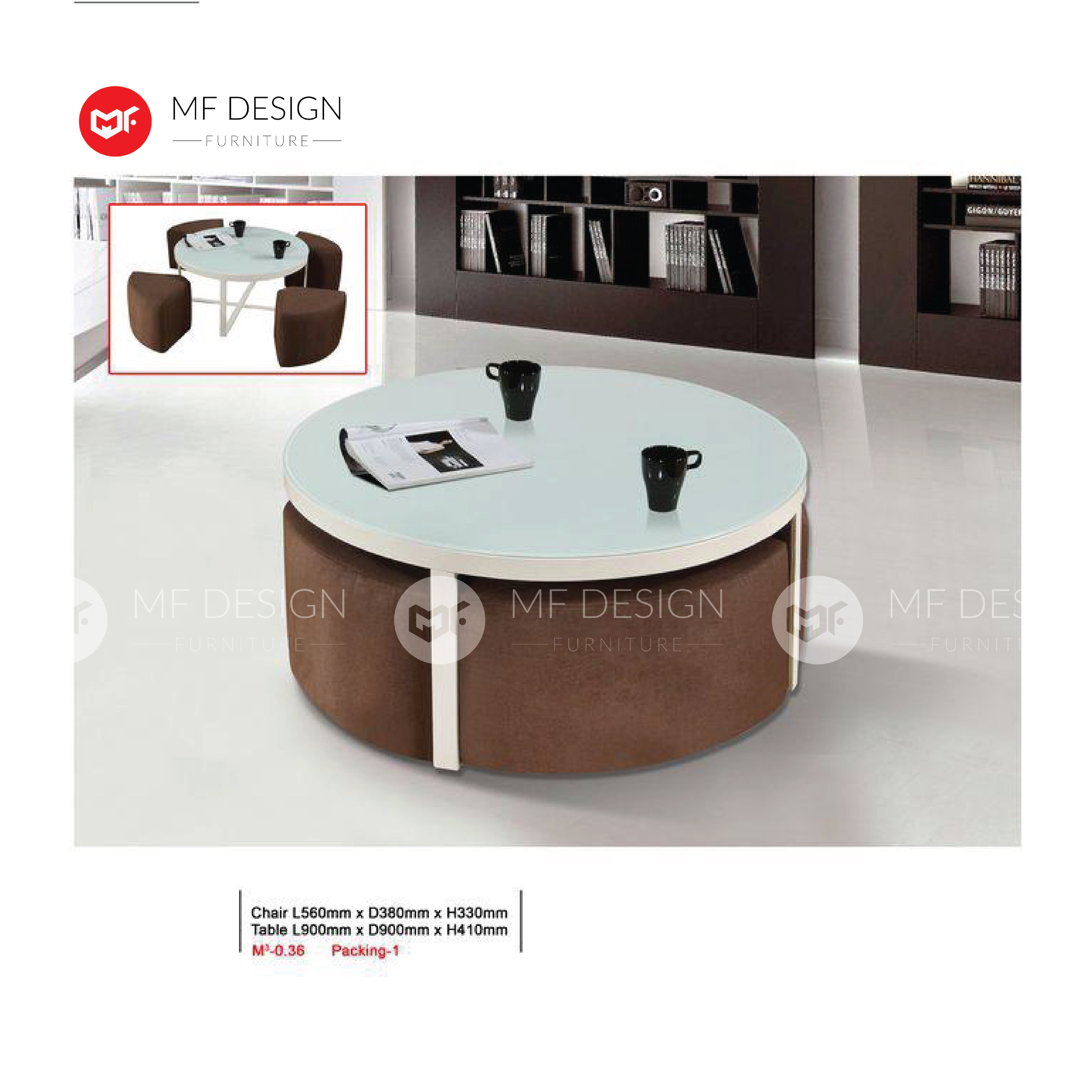 mf design claire Coffee Table / Lounge Table / Side Table / Relax Table / Hall Table / Tea Table / Drinks Table