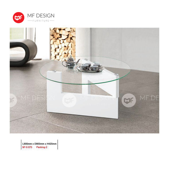 mf design Fanni Coffee Table / Lounge Table / Side Table / Relax Table / Hall Table / Tea Table / Drinks Table /