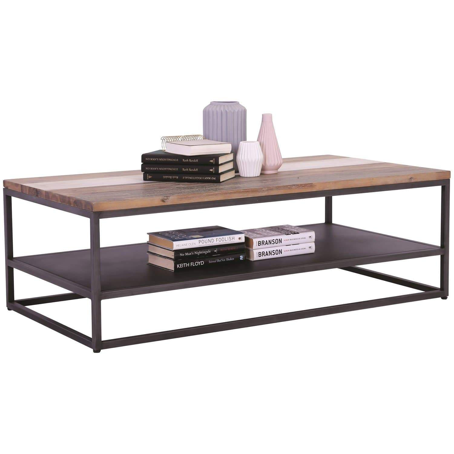 mfdesign88 Dachi Coffee Table With Grey Anthracite Frame