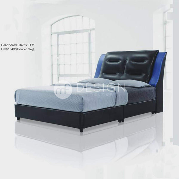 mfdesign88 DARK SEA DIVAN BED