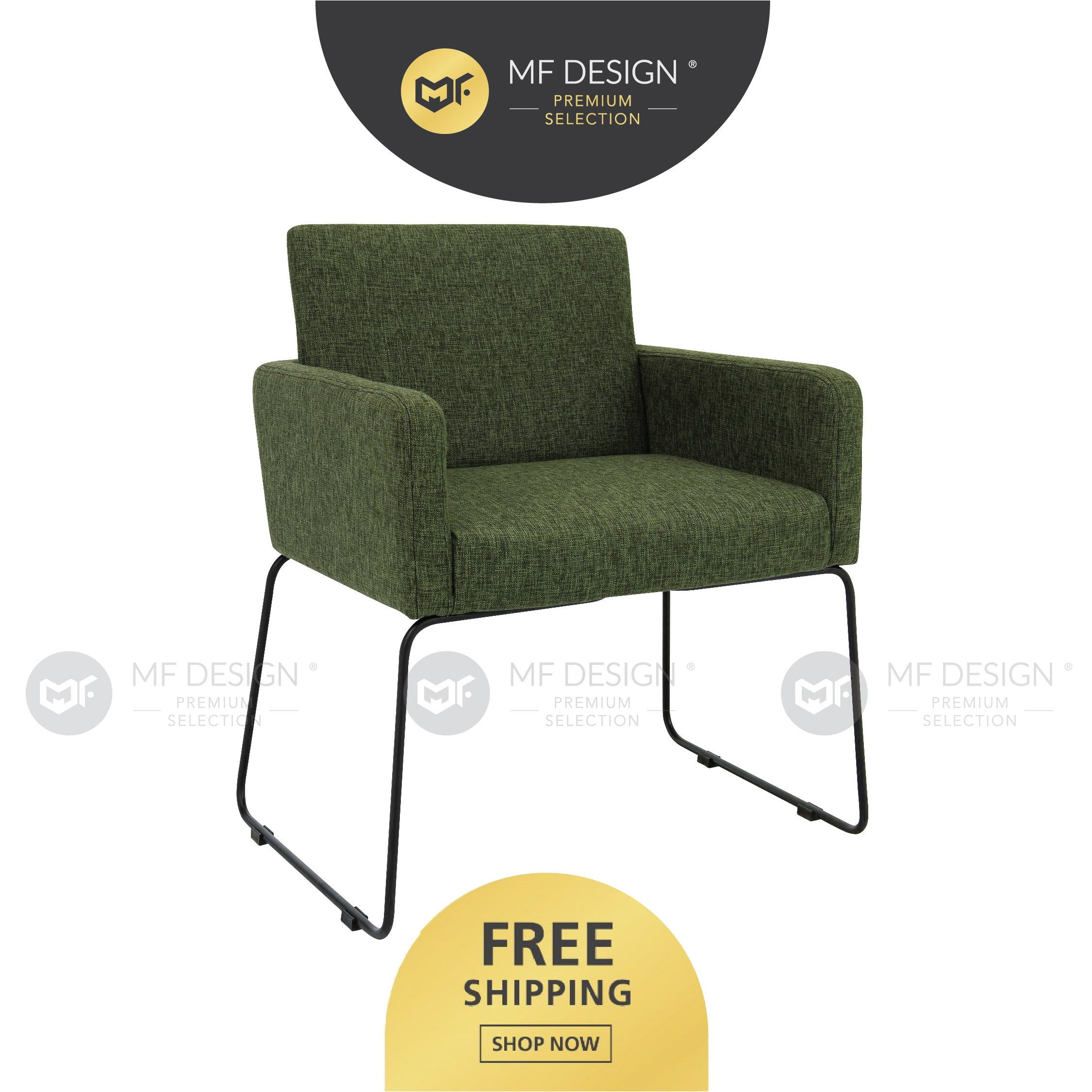 MFD Premium Derrick Dining Chair / kerusi / chair