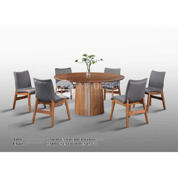 mfdesign88 Dining Sets Zolana Dining Sets 1+6