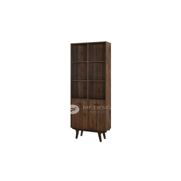 49 Display Cabinet Mf Design Gordy Book Case Display Cabinet  2.6FT (Gordy Series)