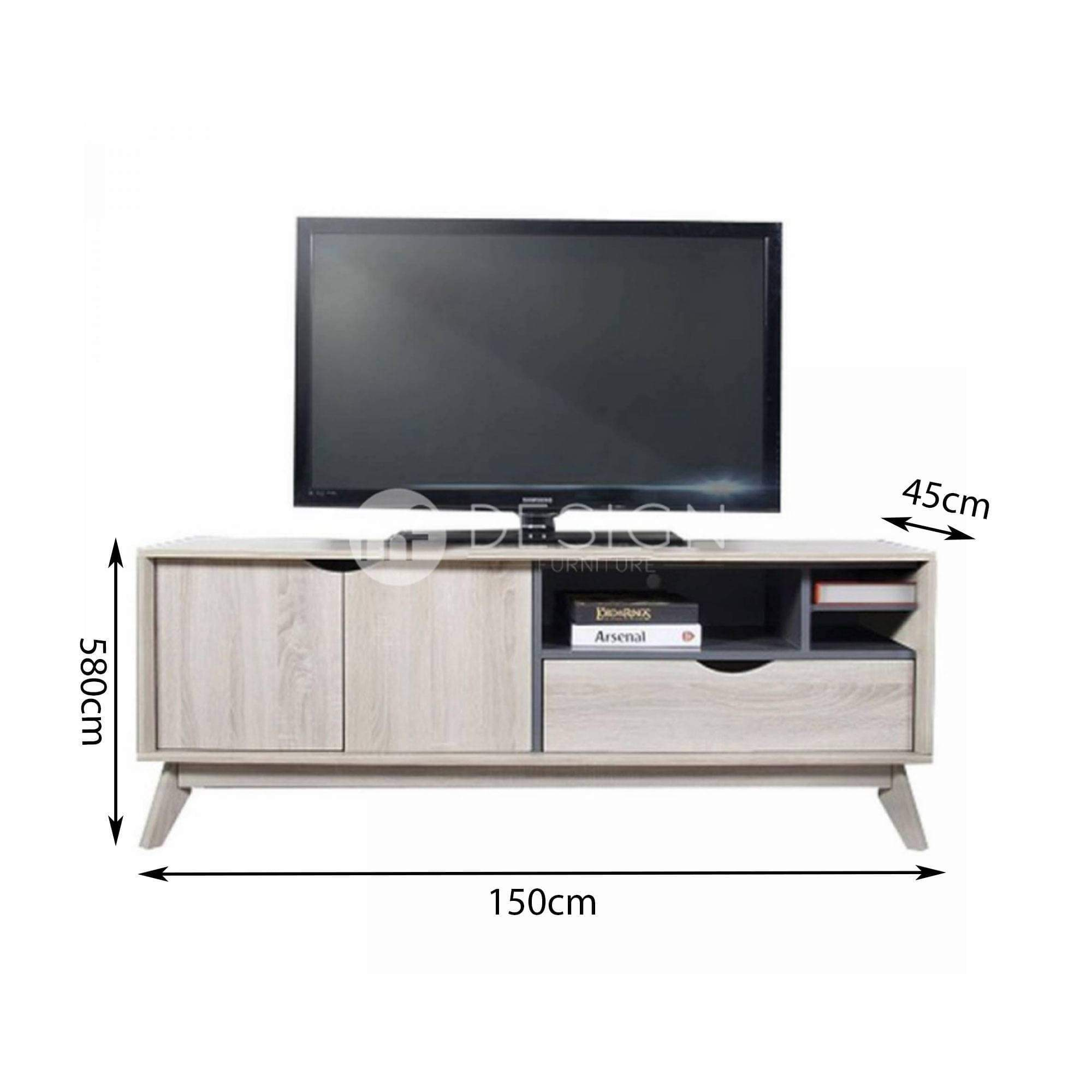 24 FILLO CLEON TV CABINET(5FT)