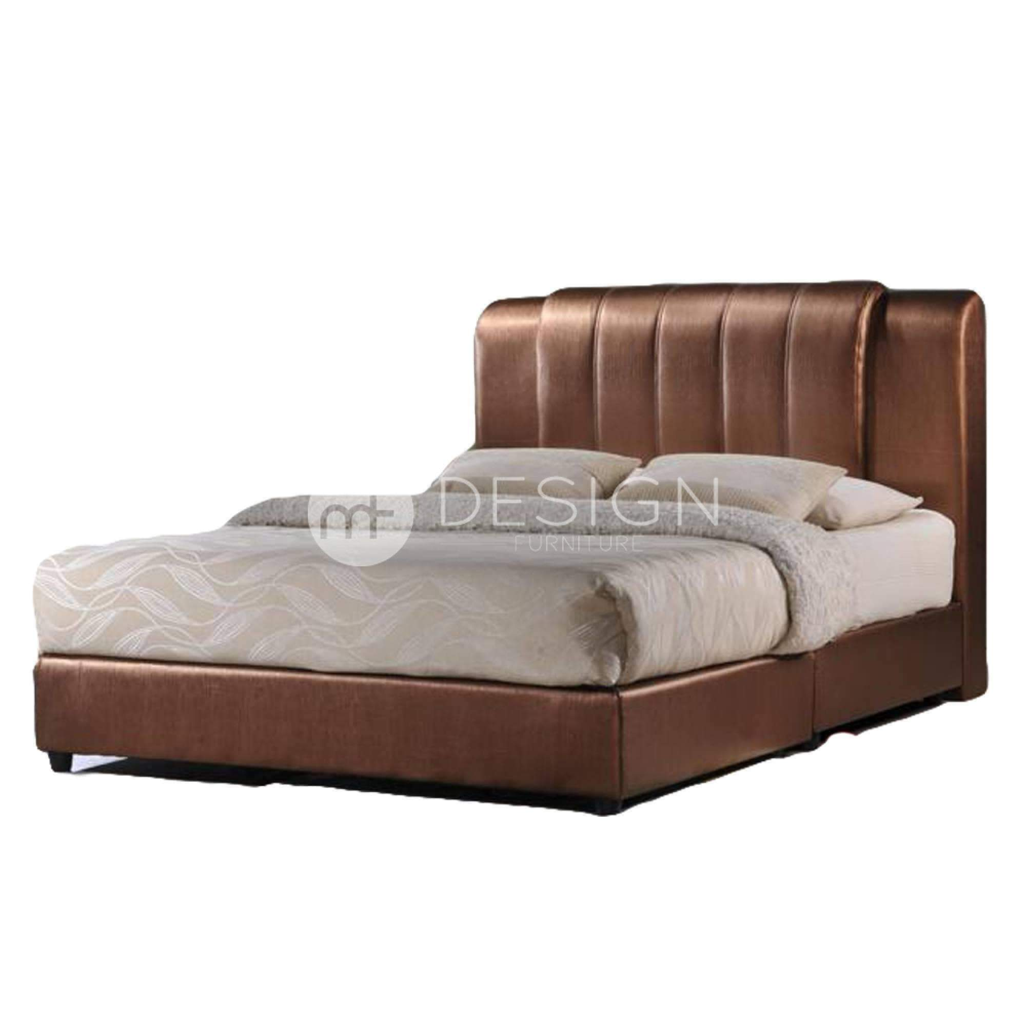 mfdesign88 GOLD MINER QUEEN SIZE DIVAN BED