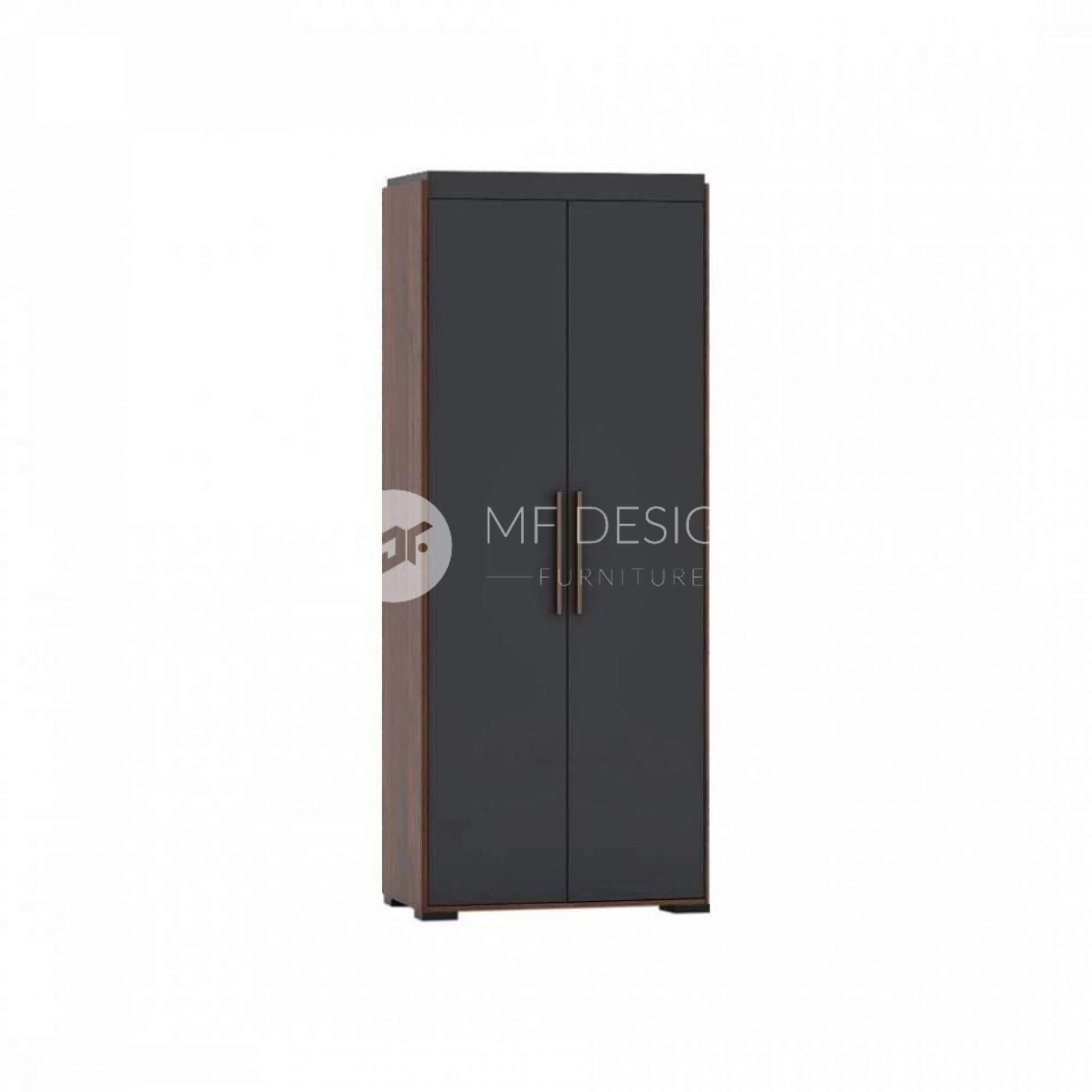 24 JORTEN TWO DOOR WARDROBE