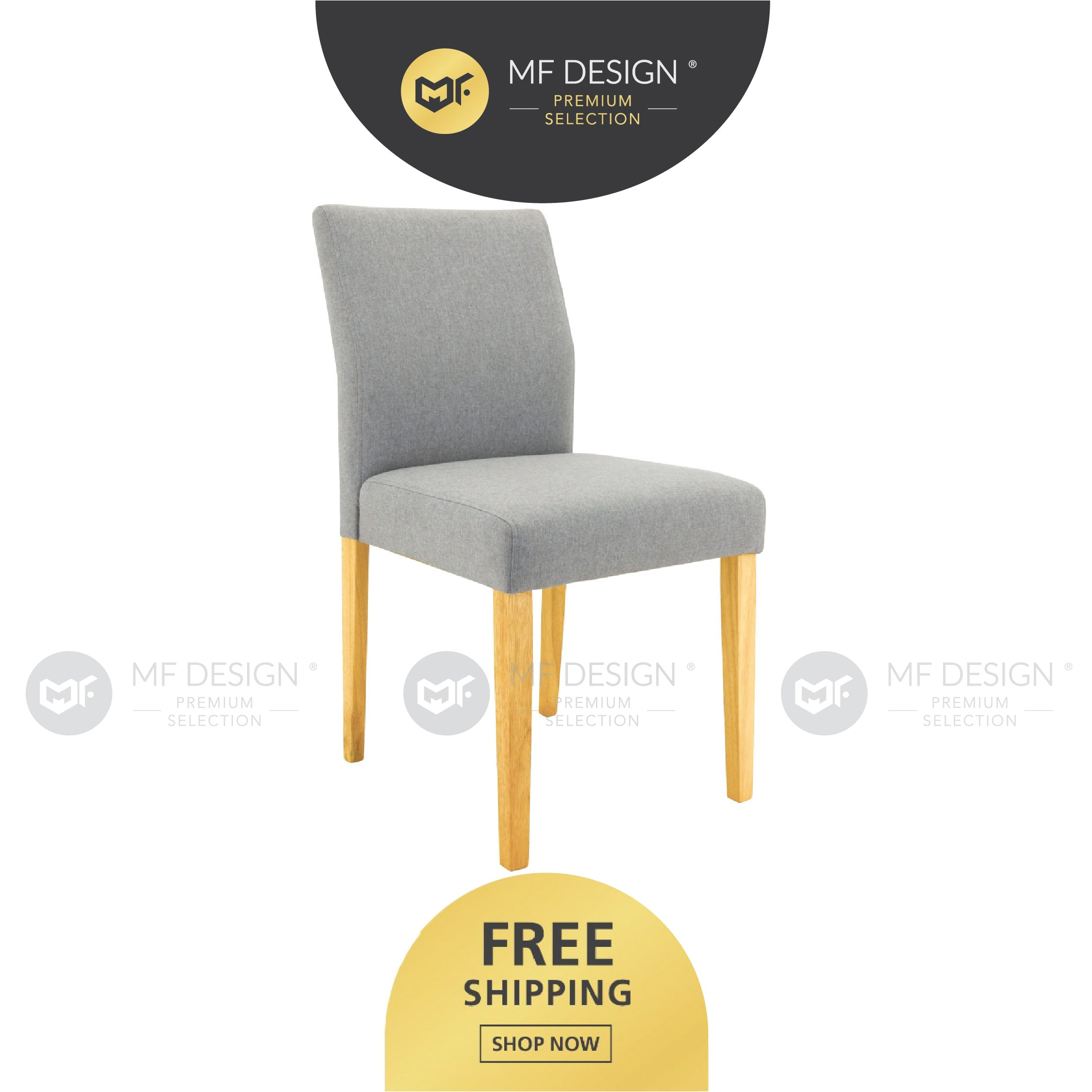 MFD Premium Lance Dining Chair  / kerusi / chair