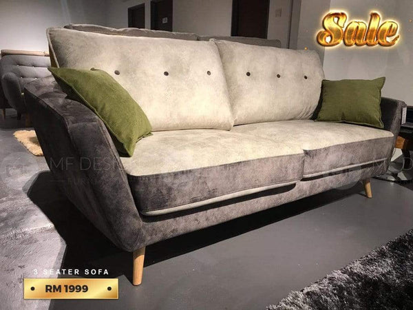 mfdesign88 MF DESIGN 3 SEATER SOFA (SALES 05)