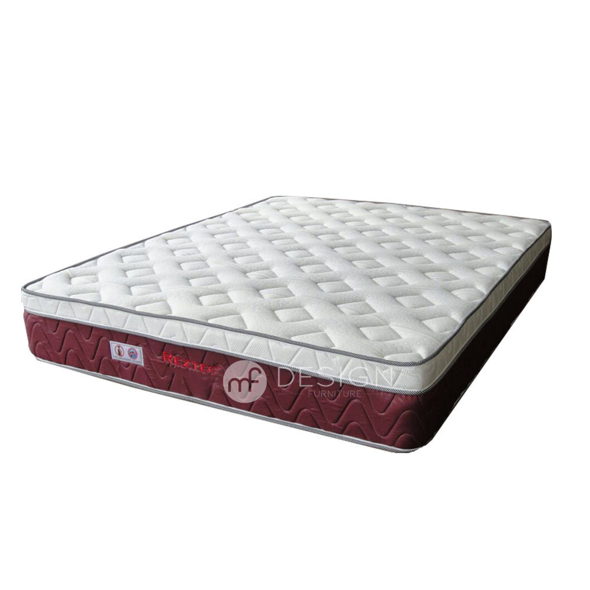 mf design reztec dc series 1 11''thick mattress(soft knitted fabric)