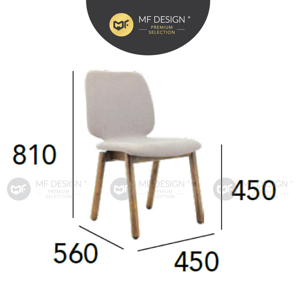 MFD Premium Mable Dining Chair  / kerusi / chair