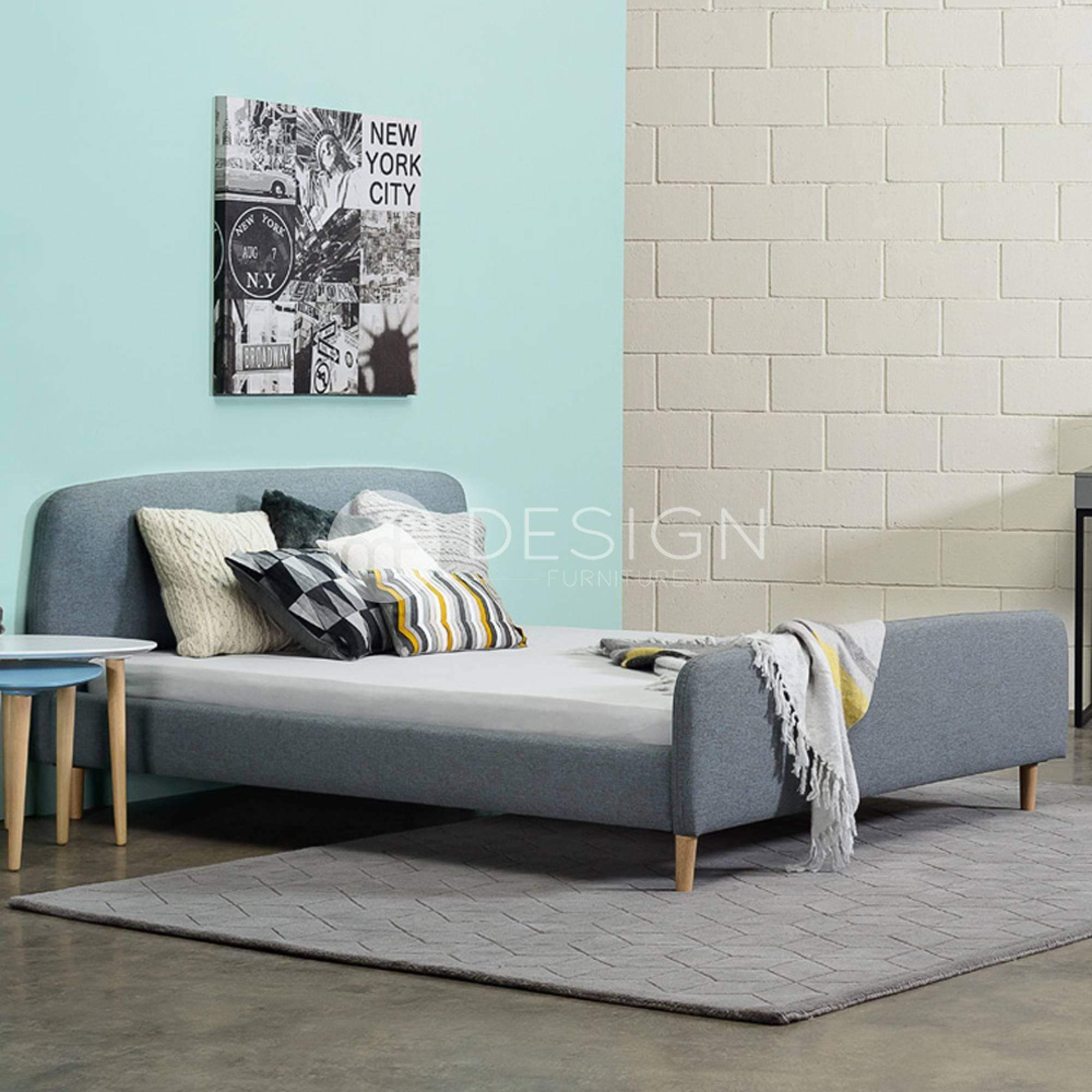 mfdesign88 NEST QUEEN SIZE BED
