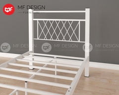Nests Single Metal Bed