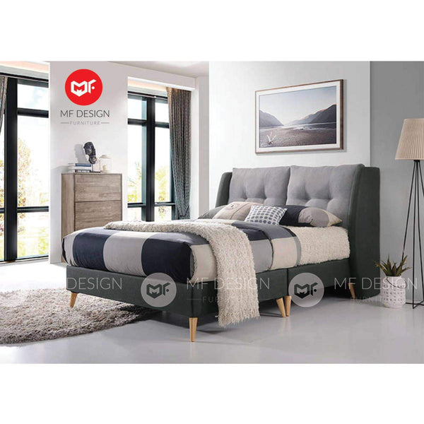 mfdesign88 RHEA SCANDINAVIAN DIVAN BED