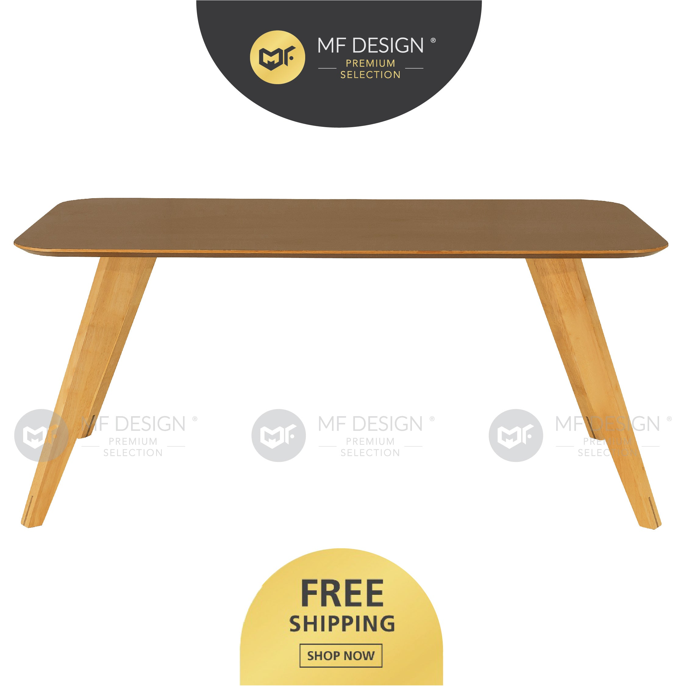 MFD Premium Ryan Dining Table / Meja Makan / Table